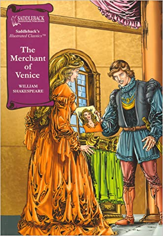 The Merchant of Venice (Illustrated Classics Shakespeare)