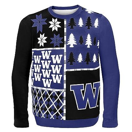 Washington Huskies Ugly Sweater