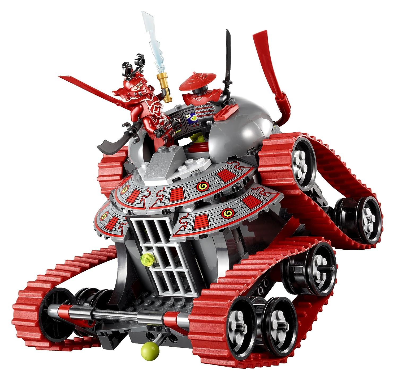 buy lego ninjago garmatron 70504 online at low prices in india amazonin