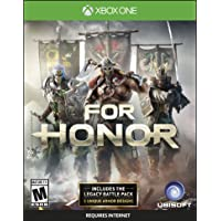 For Honor for Xbox One Standard Edition by Ubisoft
