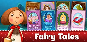 Fairy Tales ~ 3D Interactive Pop-up Books from BetterWorld Limited