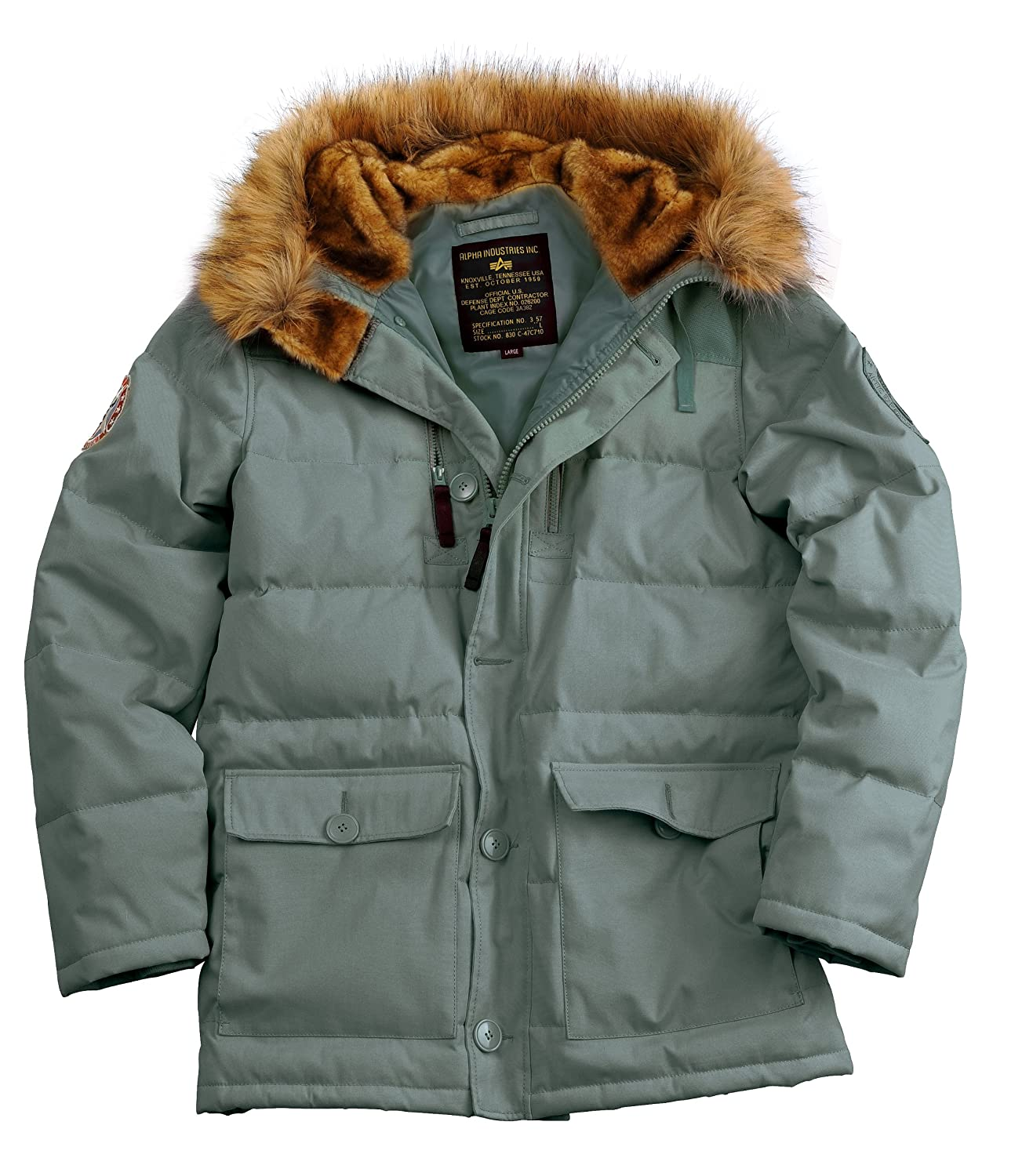 Alpha Industries Arctic Jacket 123146