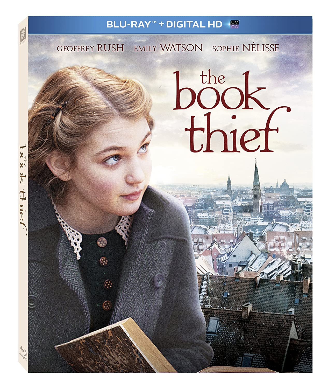 review of the book thief The book thief directed by brian percival based on the novel by marcus zusak   i'll address the reviews at the end, but i thought it significant that most.