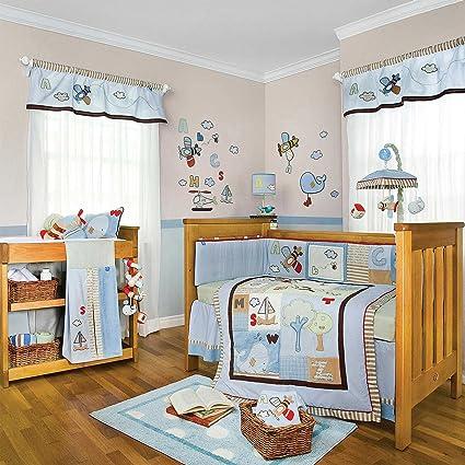 Casey's ABC's Crib Bedding