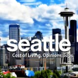 Seattle: Cost Of Living, Opinions, Jobs, & More!