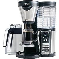 Ninja Coffee Bar Brewer & Thermal Carafe with Recipe Book (Black)