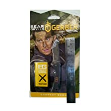 Gerber 31-000751 Bear Grylls Survival Series Ultimate Knife, Serrated Edge