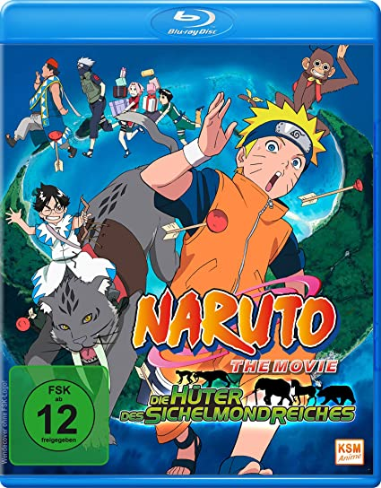 Naruto the Movie 3 - Die Hüter des Sichelmondreiches