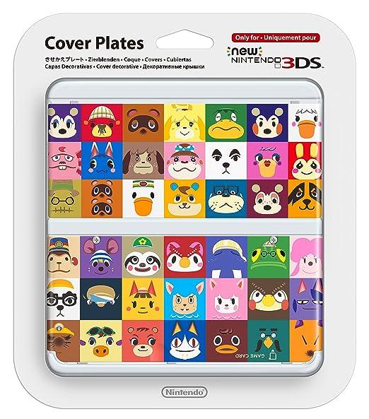 Neue Animal Crossing Zierblenden für den New 3DS 9132OZpvlbL._SX522_