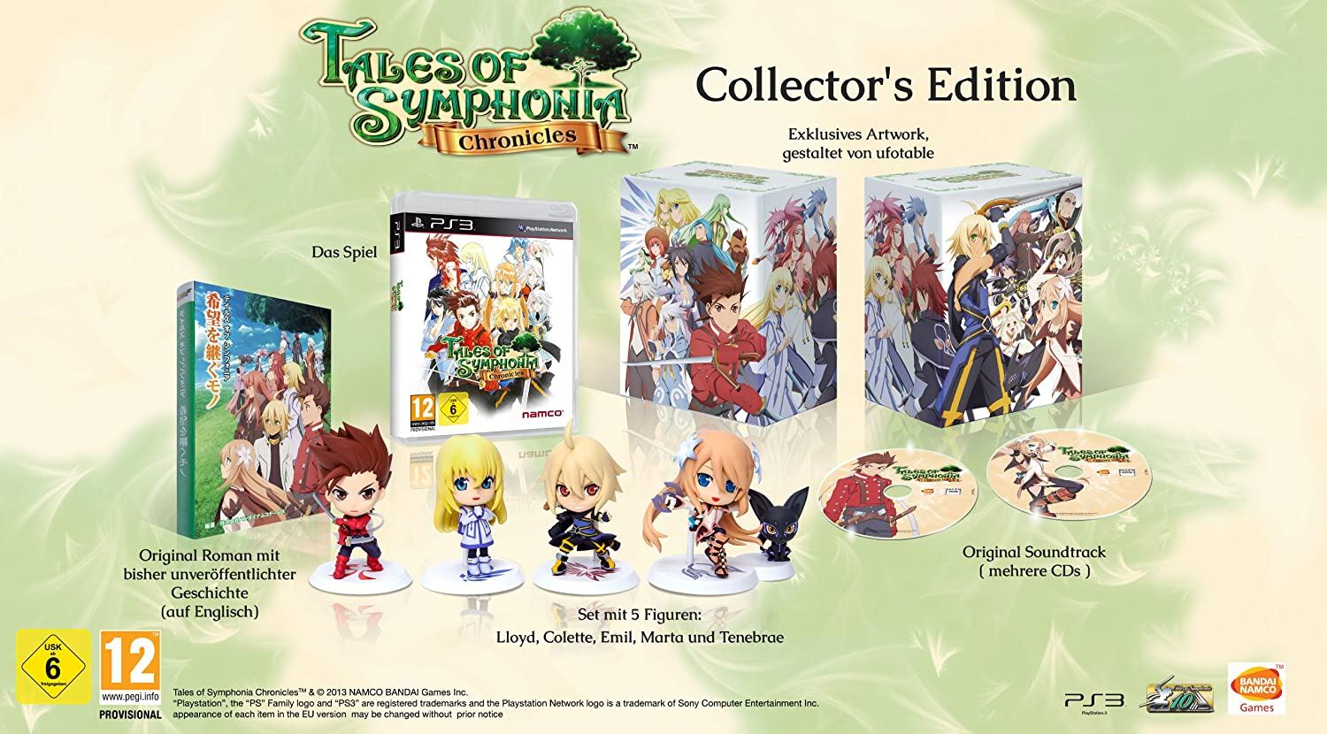 Tales of Symphonia Chronicles, PS3