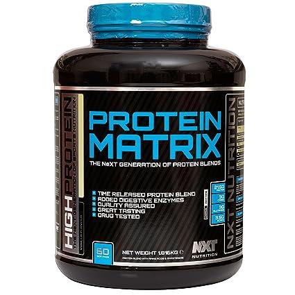 NXT Nutrition Protein Matrix 1,8 kg - Vanille