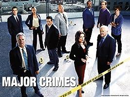 Major Crimes: The Complete First Season [OV]
