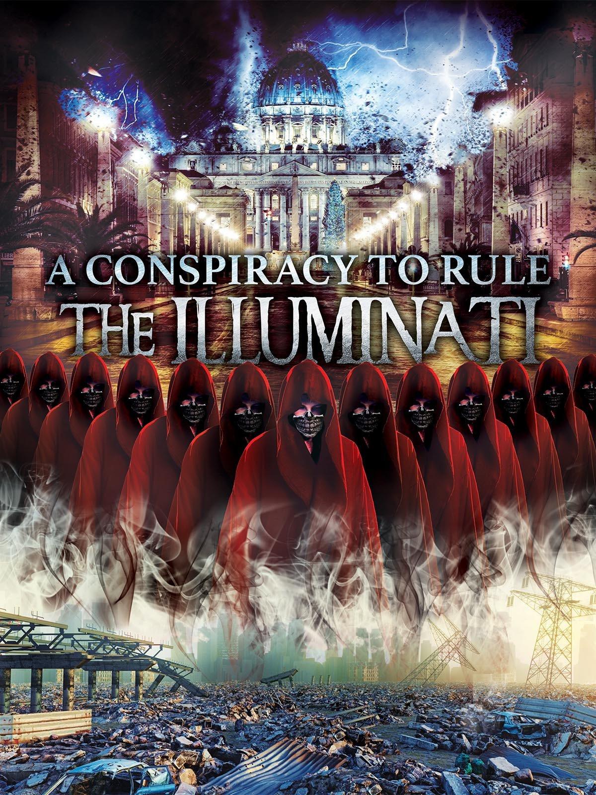 Conspiracy To Rule: The Illuminati, A on Amazon Prime Video UK