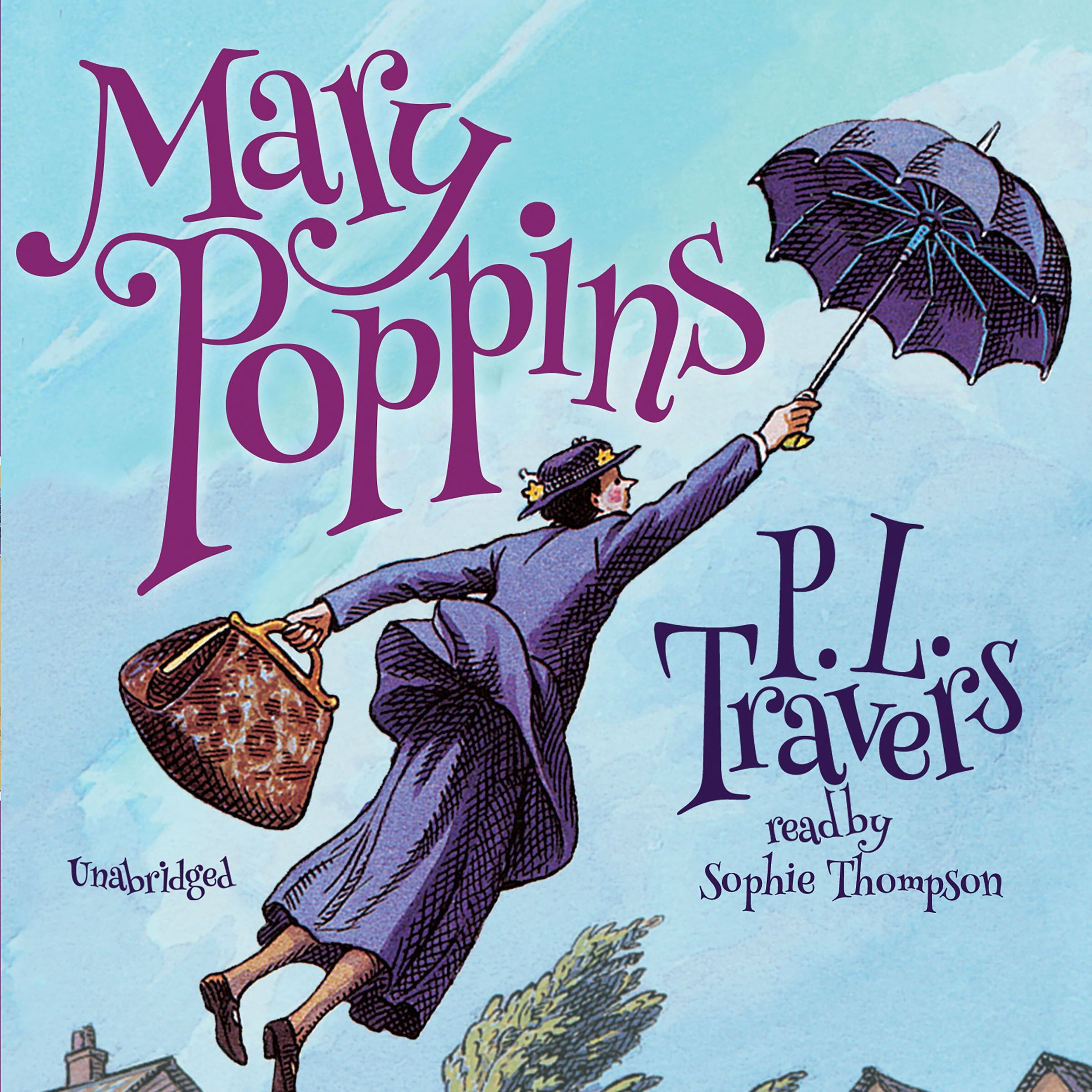 Mary Poppins - Books 1 - 6 - P L Travers