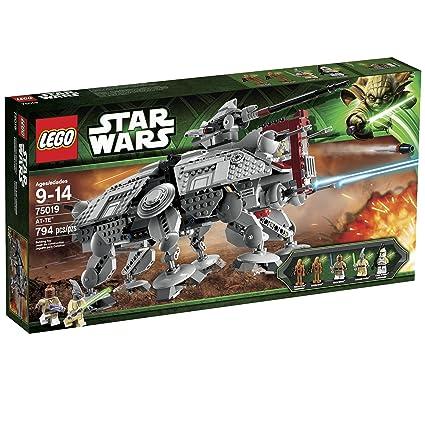 Amazon - LEGO Star Wars AT-TE - 75019 - $55.99