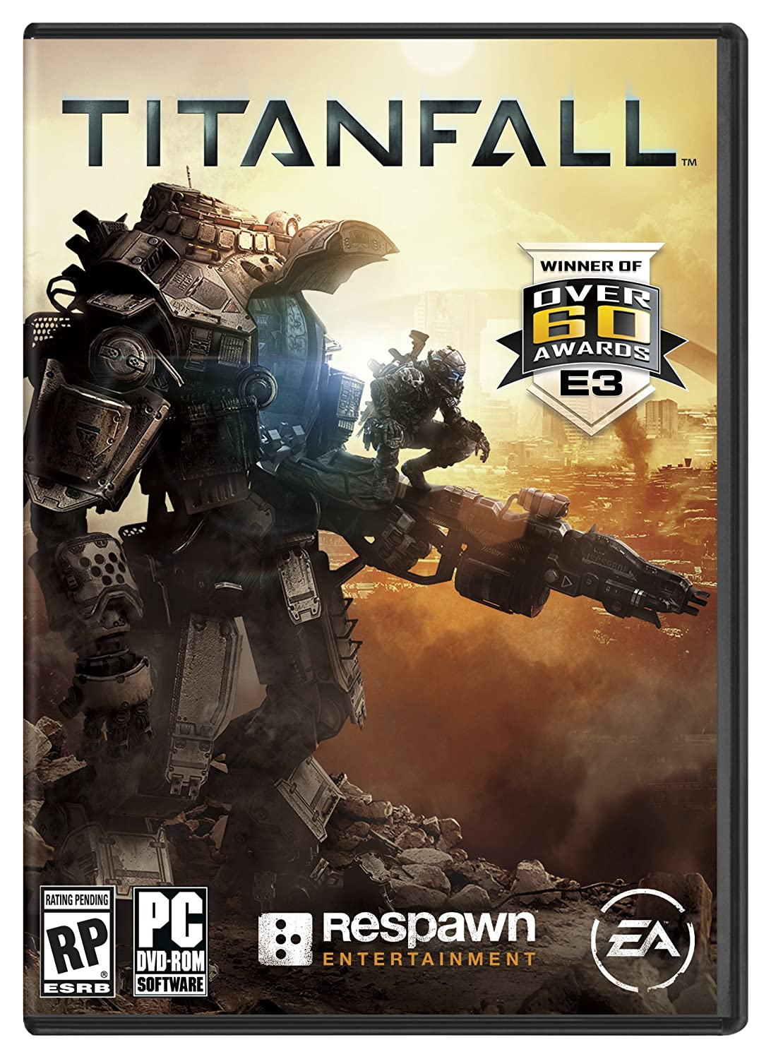 TITANFALL CLE PAS CHER !