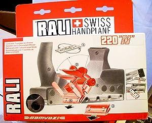Rali® Handhobel 220 N  BaumarktKundenbewertungen
