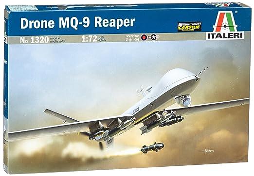 Italeri - I1320 - Maquette - Aviation - Mq-9 Reaper