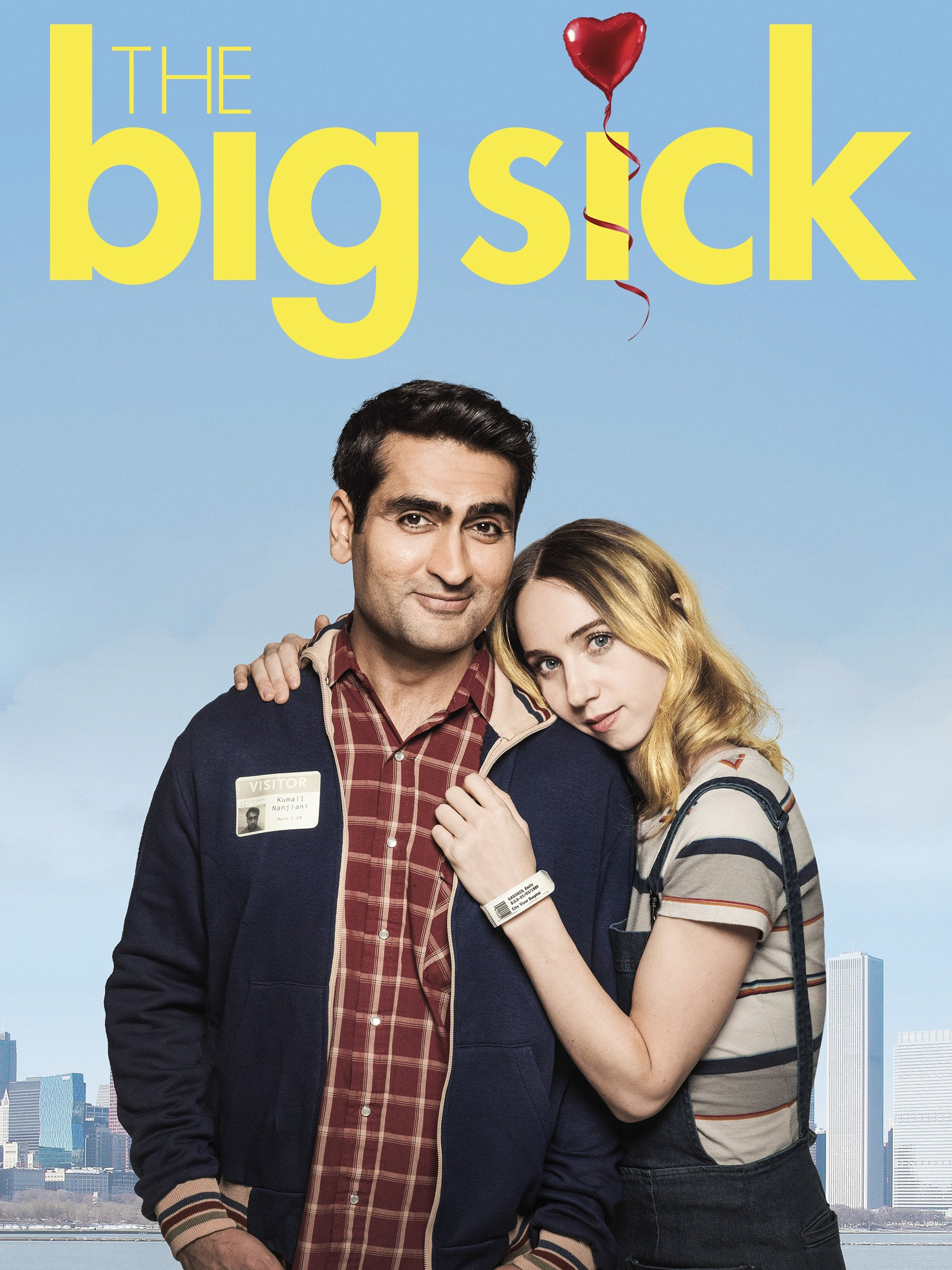 The Big Sick on Amazon Prime Instant Video UK