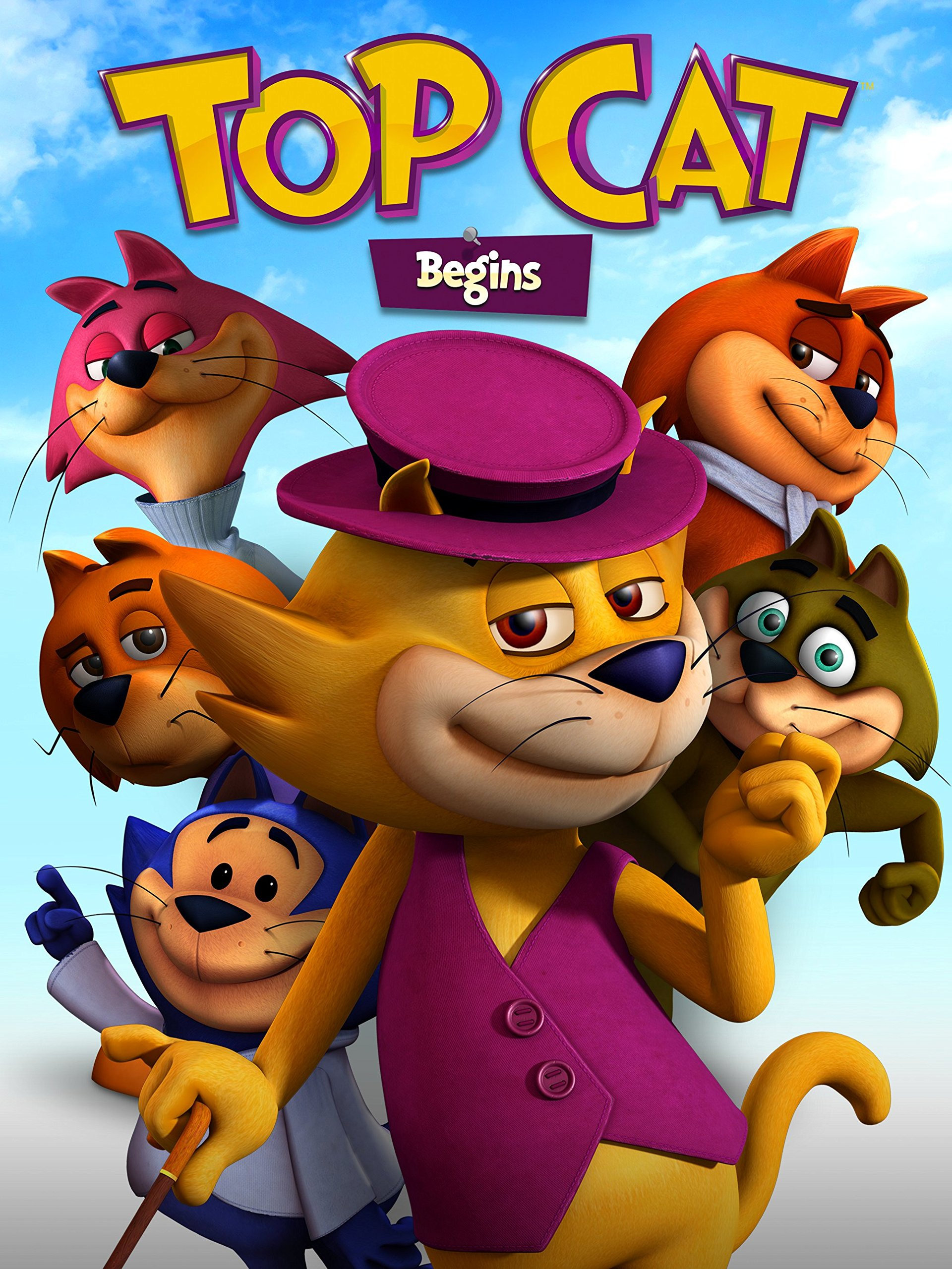 Top Cat Begins on Amazon Prime Instant Video UK