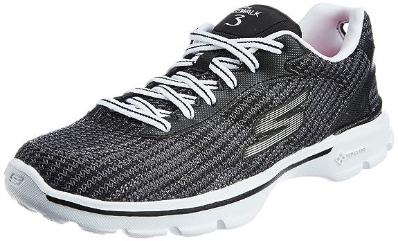 Skechers GO Walk 3 FitKnit - zapatilla deportiva de material sintético mujer