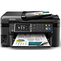 Epson WorkForce WF-3620DWF Color Inkjet All-in-One Printer