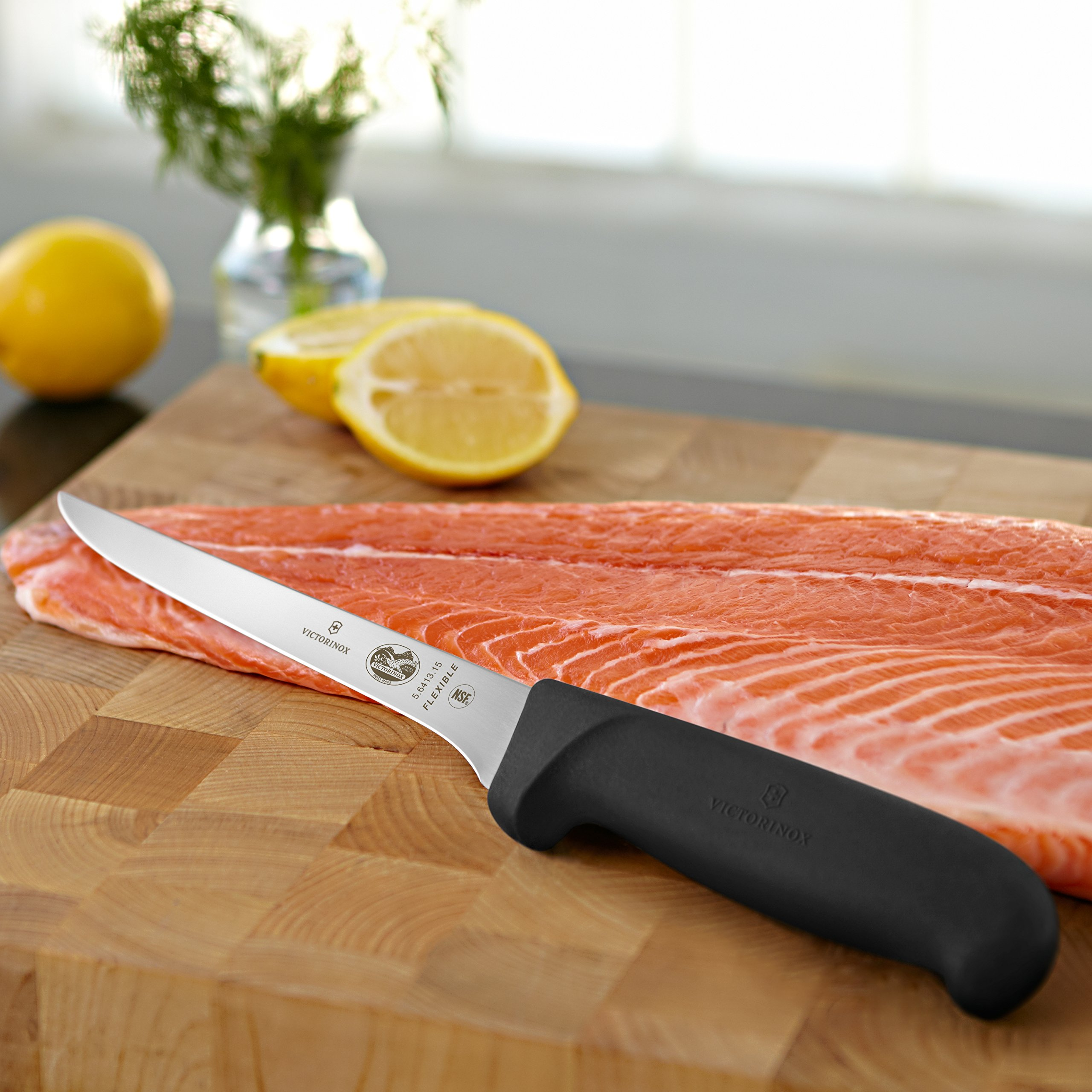 the best butcher knives on the market in 2017 victorinox 6 inch flex boning knife with fibrox handle
