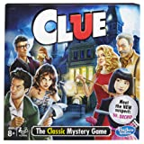 Clue Game (Color: Multicolor)