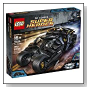 LEGO Superheroes The Tumbler Armored
