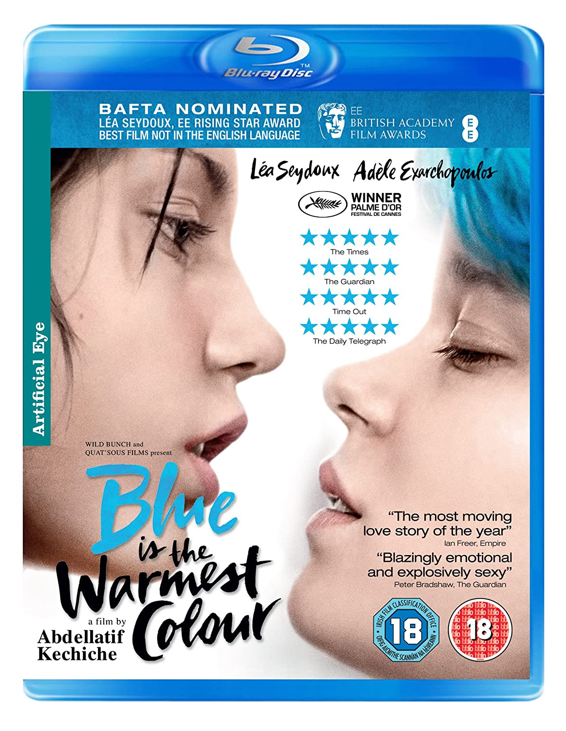 Blue Is The Warmest Color Criterion year through Criterion