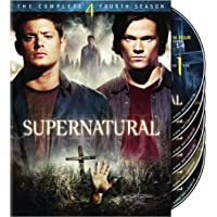 Supernatural: The Complete Fourth Season on DVD