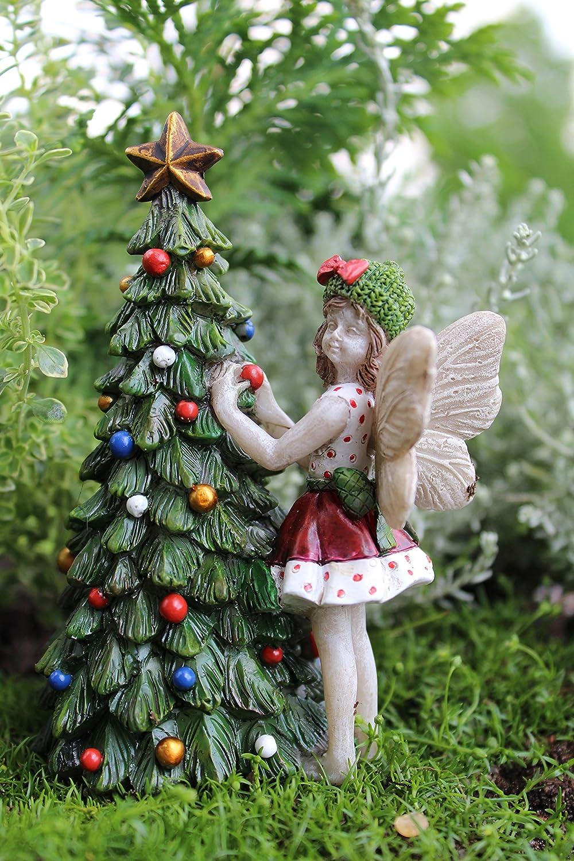 Fairy Garden Holly with Tree