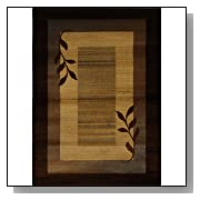 Elegant Royalty Collection 8x10 Area Rug