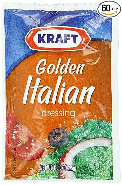Kraft Italian Salad Dressing Kraft Golden Italian Salad