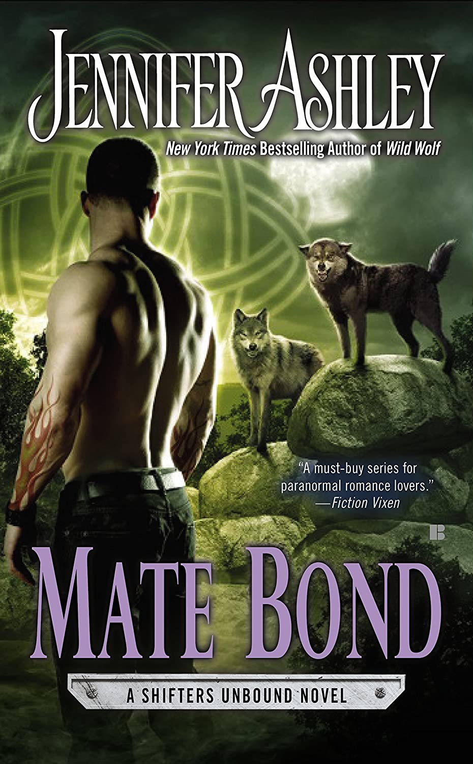 Mate Bond by Jennifer Ashley - Book Review Bay