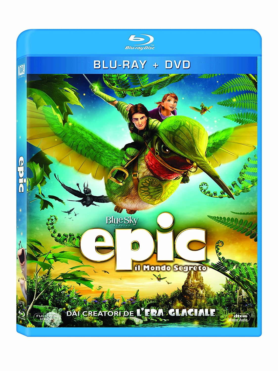 Epic - Il mondo segreto (2013) BDRip MD Ac3 ITA DTS ENG .Avi