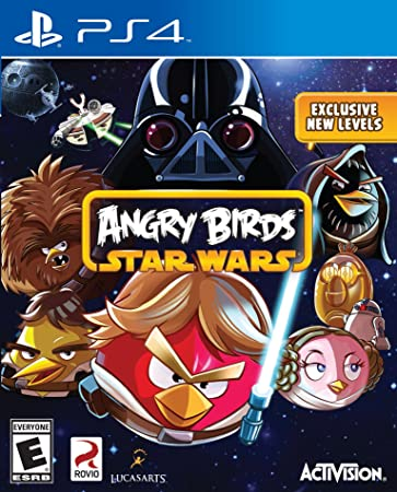 Angry Birds: Star Wars - PlayStation 4