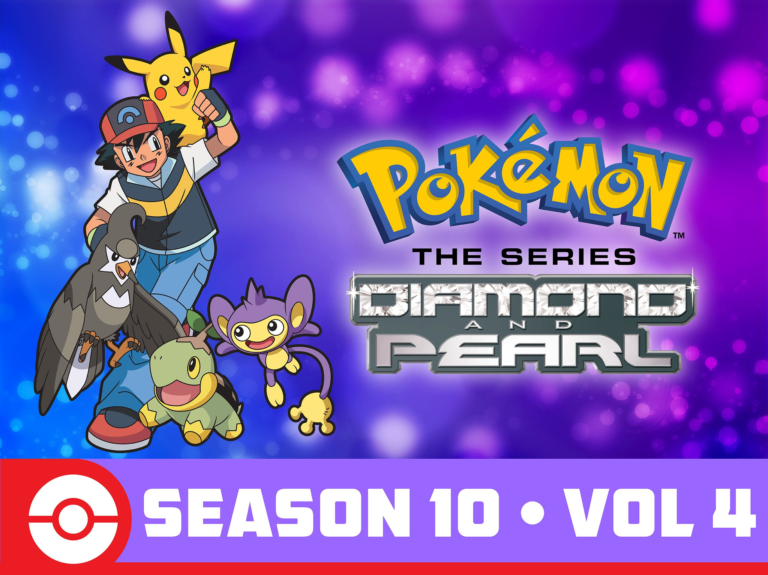 Pokémon the Series: Diamond and Pearl on Amazon Prime Instant Video UK