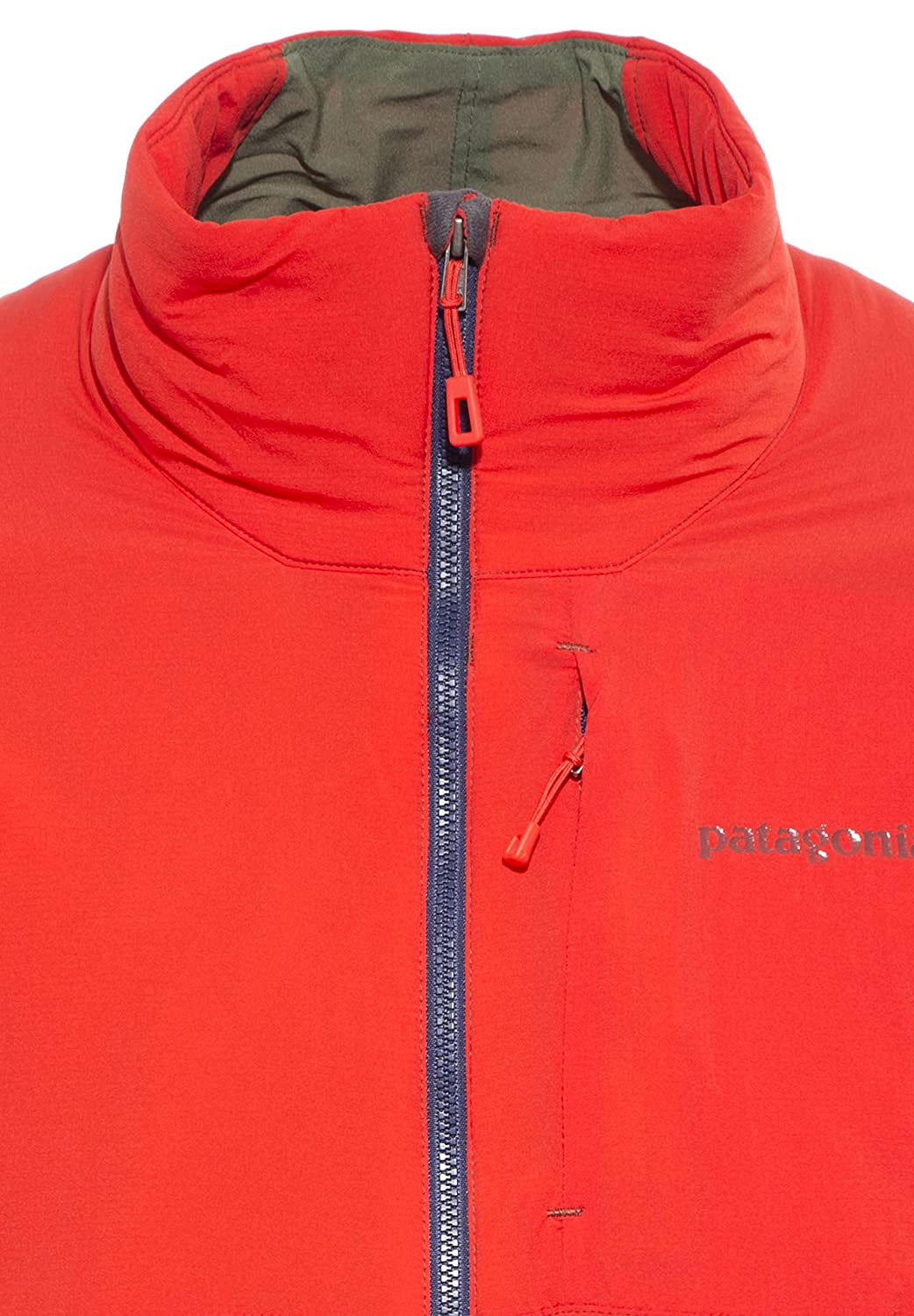 Patagonia M Nano-AIR Jacket - Turkish Red - - Wärmende leichte Herren FullRange? Isolationsjacke