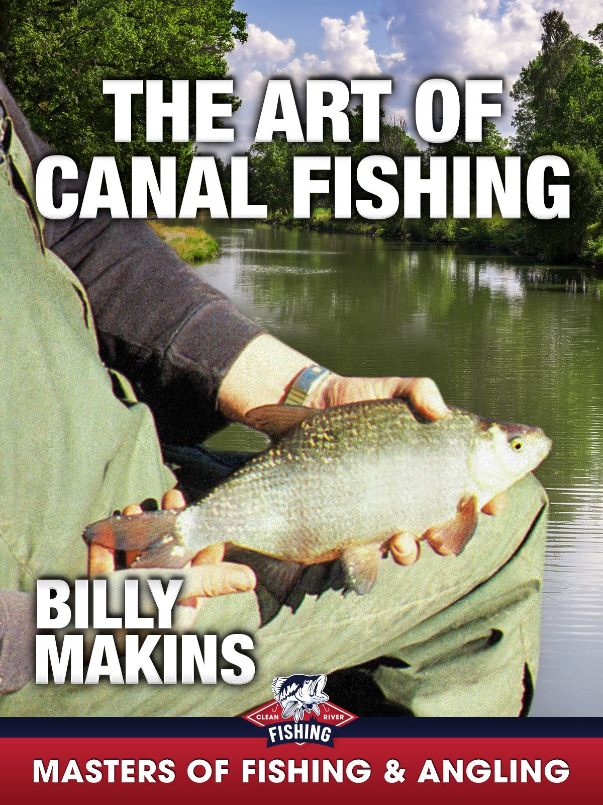 The Art of Canal Fishing