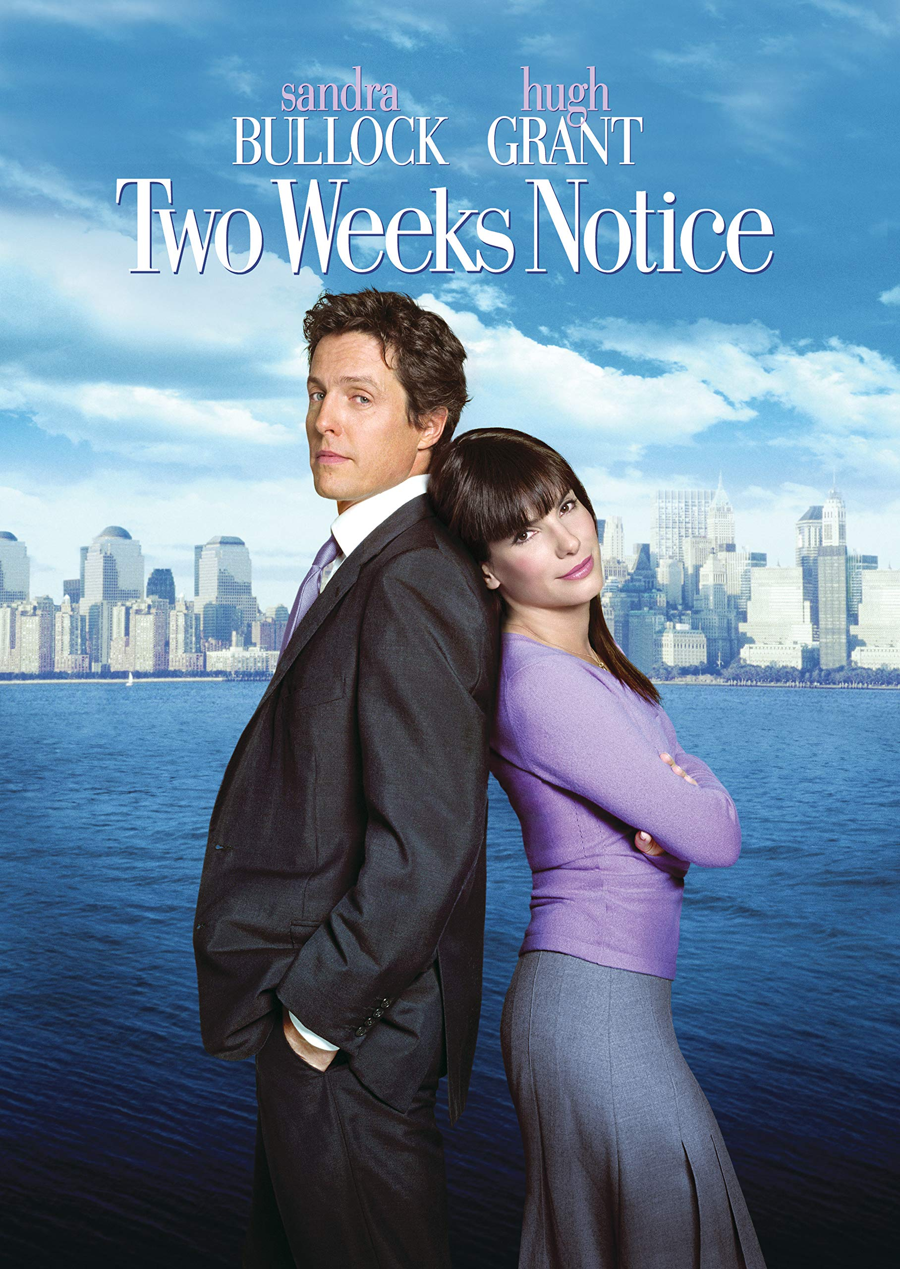 Two Weeks Notice on Amazon Prime Video UK