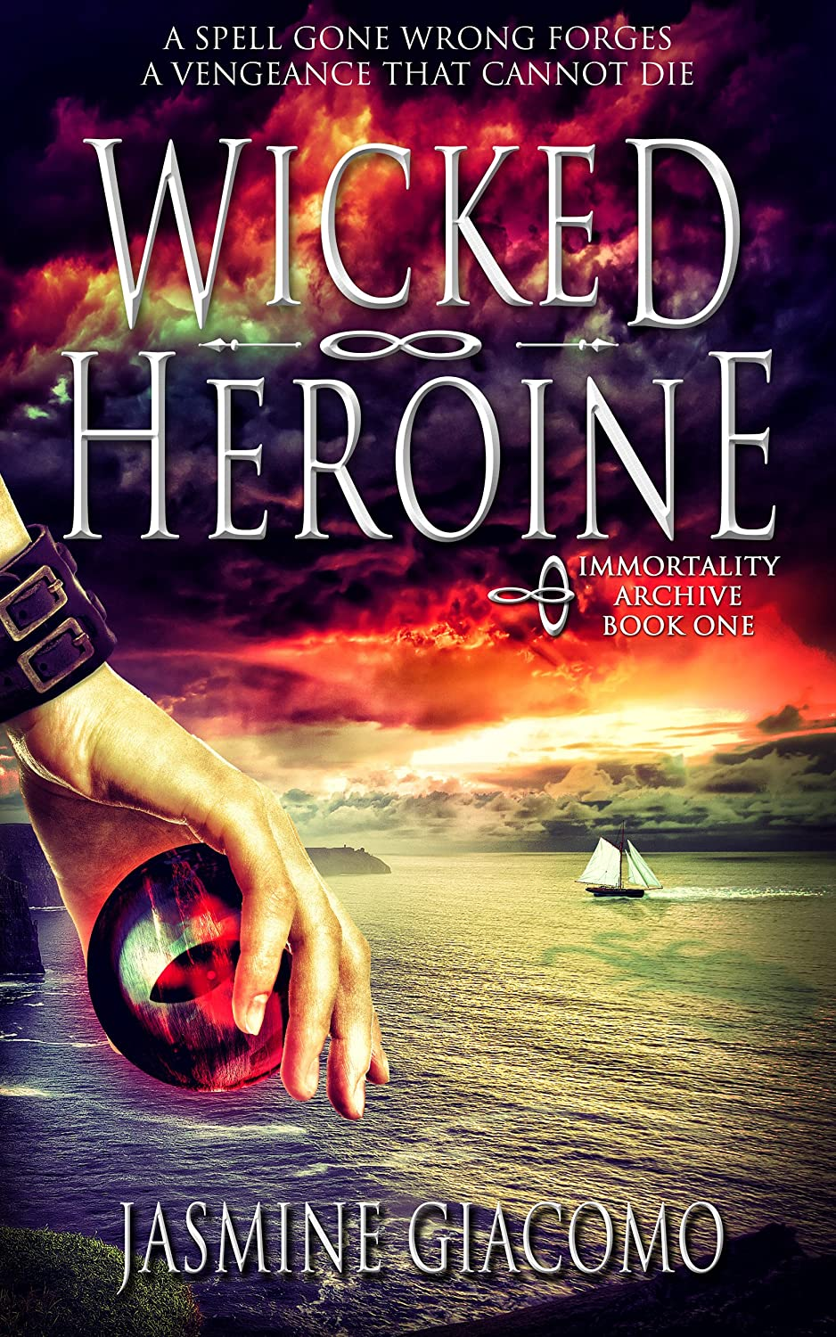 The Wicked Heroine