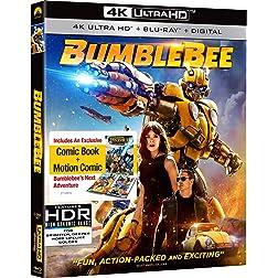 Bumblebee [4K Ultra HD + Blu-ray]