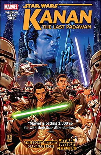Star Wars: Kanan Vol. 1: The Last Padawan (Kanan - The Last Padawan) written by Greg Weisman