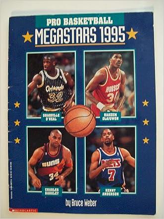Pro Basketball Megastars 1995