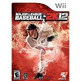 Major League Baseball 2K12 - Nintendo Wii (Color: One Color, Tamaño: One Size)