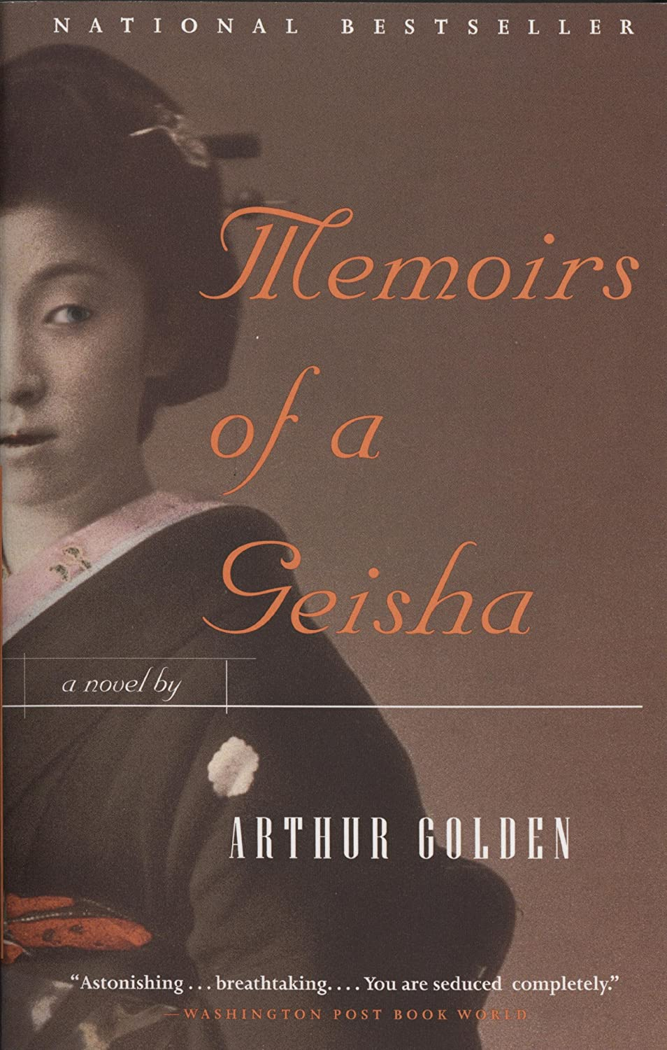 memoirs of a geisha arthur golden