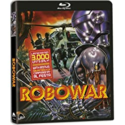 Robowar [Blu-ray]