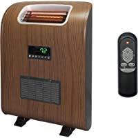 Lifesmart 2 Element Compact Infrared Electric Heater