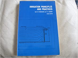Irrigation Principles and Practices